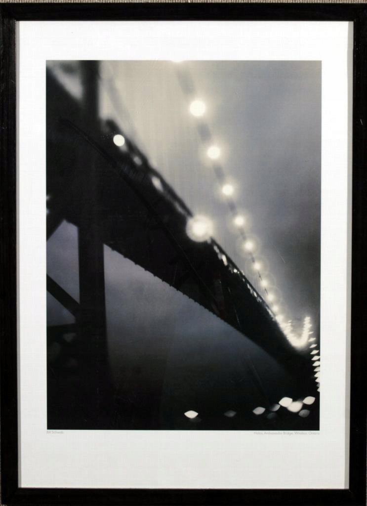 Plakat Ikea 5070 Most Nocą Obraz Unikat 7586136711