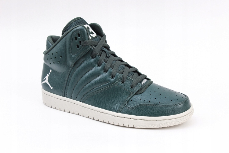 detailed pictures 47ab1 cd59a BUTY NIKE AIR JORDAN 1 FLIGHT 4 r.44,5 RETRO FORCE - 7158679491 ...