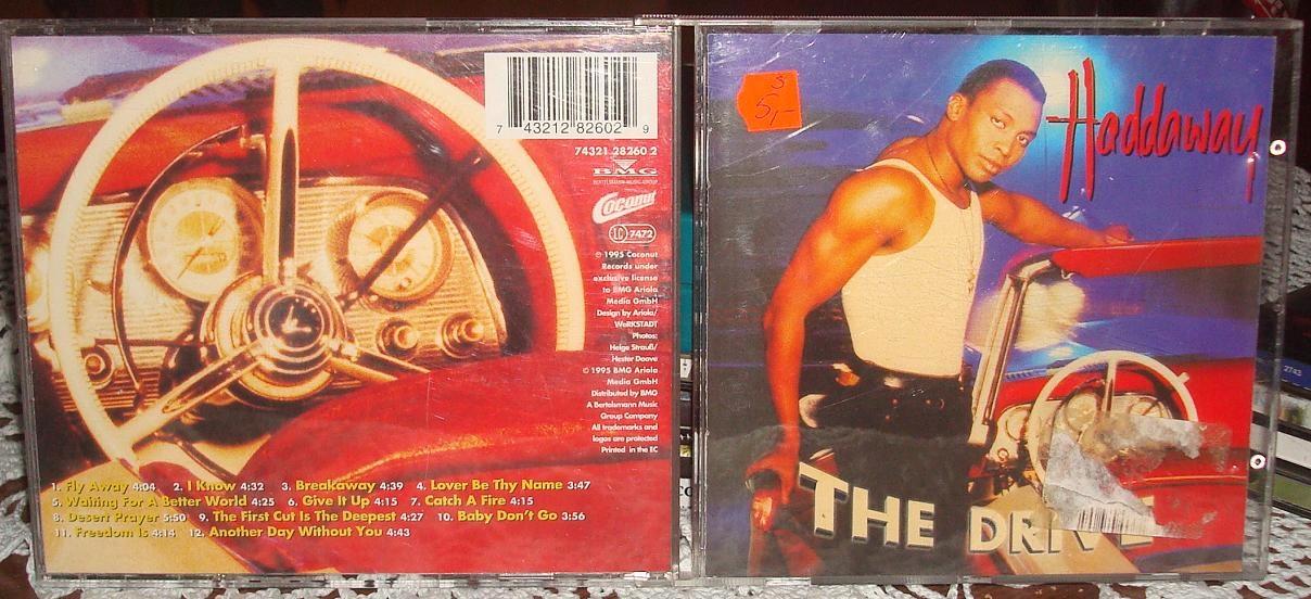 Haddaway Drive + zestaw singli