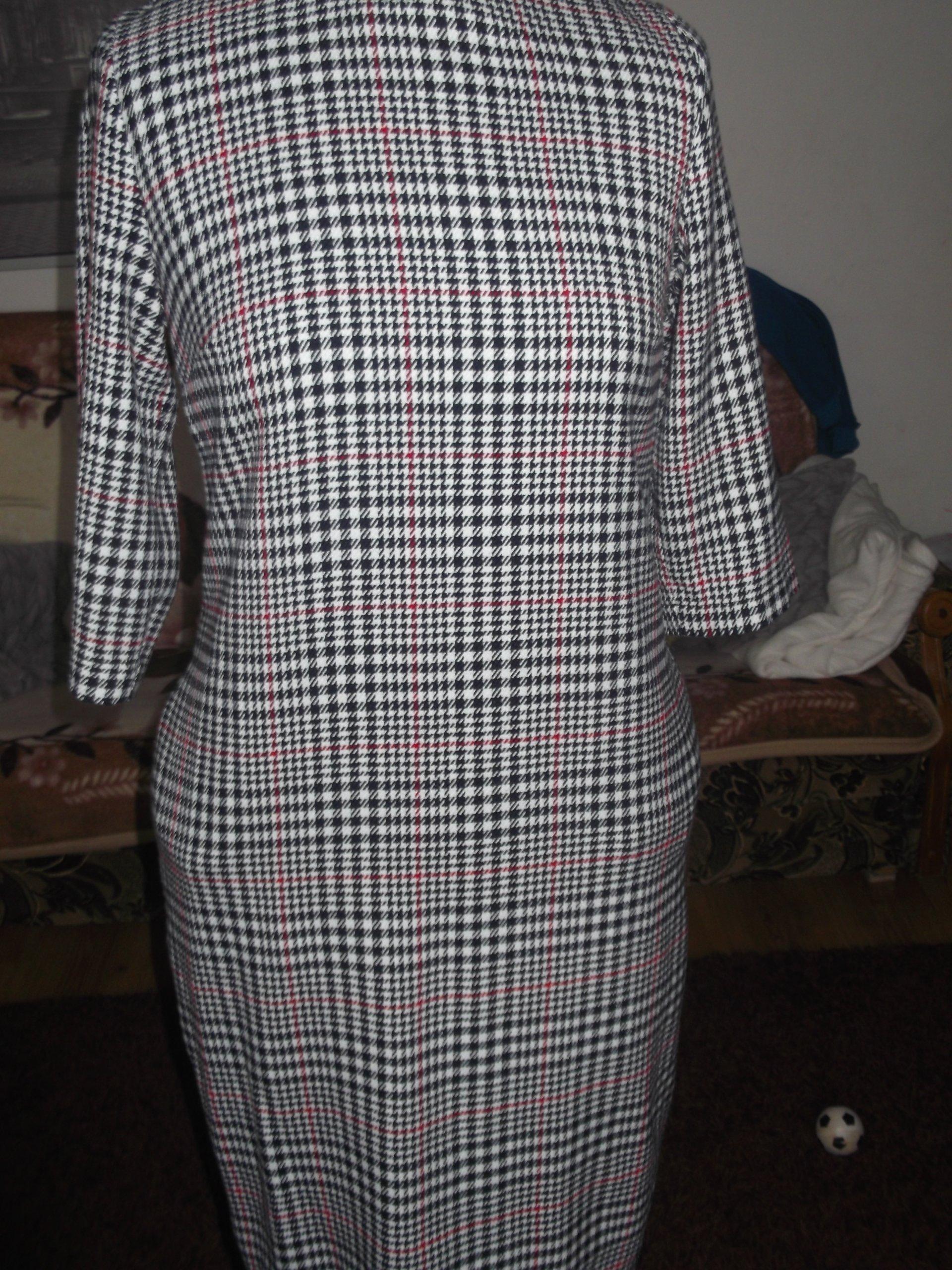 8846c007f6 Sukienka Modern line 38 - 7205940770 - oficjalne archiwum allegro