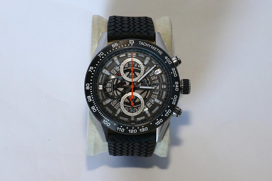Zegarek TAG Heuer Carrera Heuer 01