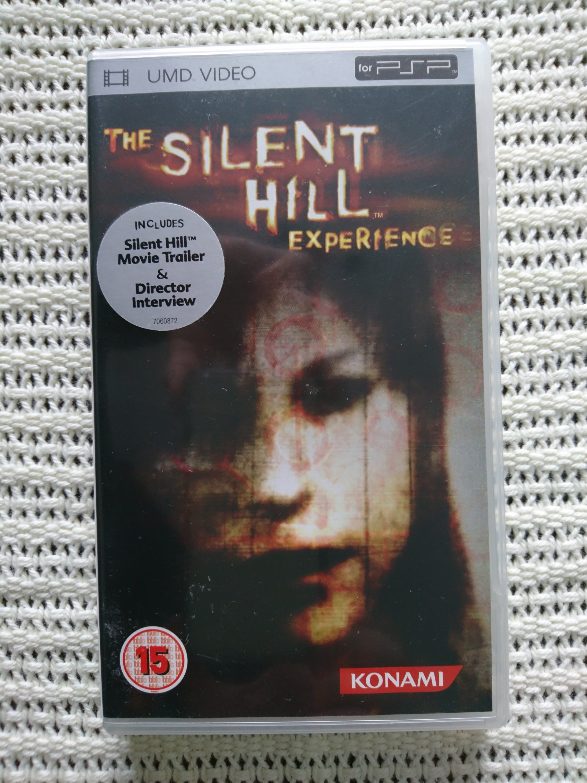 Silent Hill Experience PAL ENG