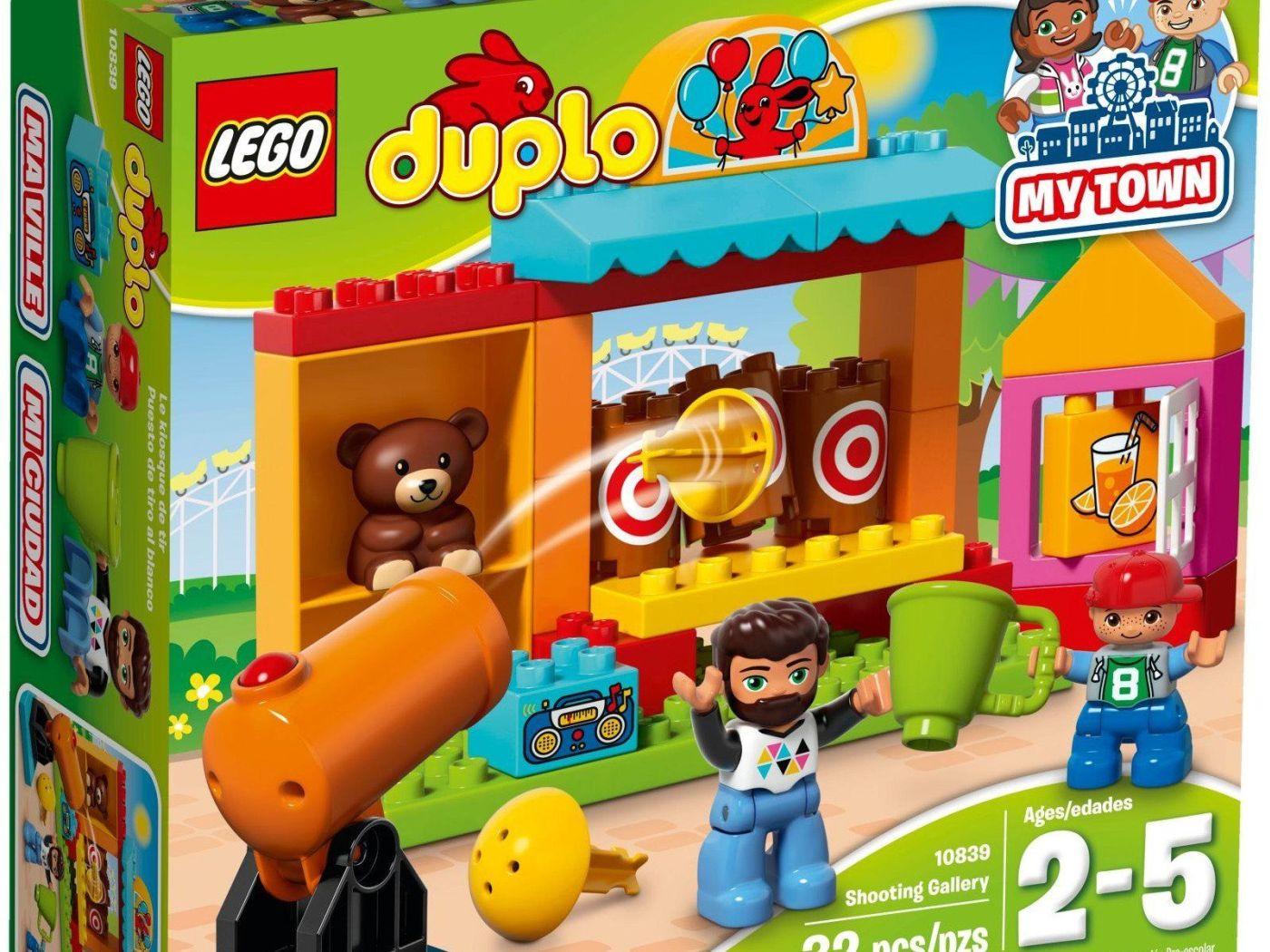 Lego Duplo 10839 At At Strzelnica At At Wesołe Miasteczko 7300421516
