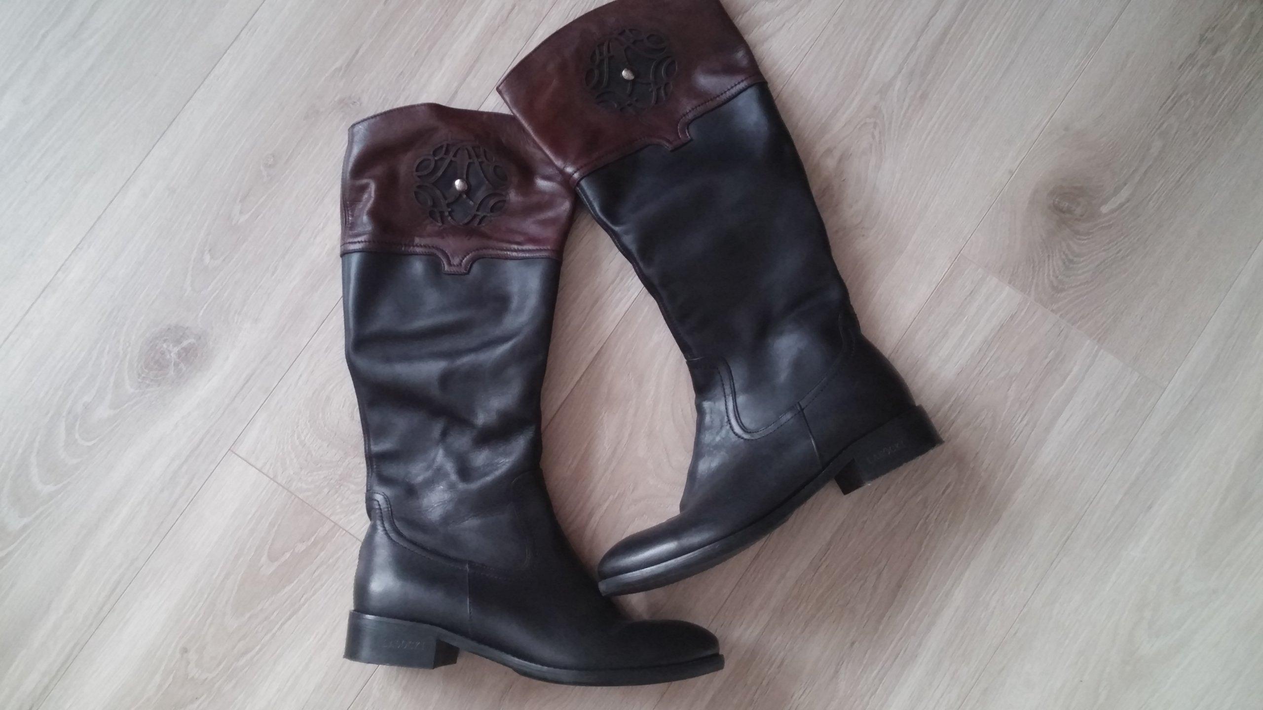 0c0f43bef28d1 Kozaki Lasocki CCC czarne buty zima_40 - 7063968746 - oficjalne ...