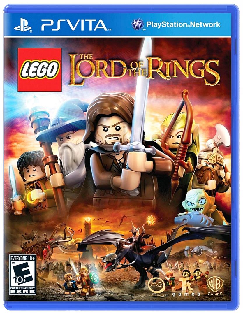 Gra Lego Władca Pierścieni Nowa Psvita Gratis 7183486914