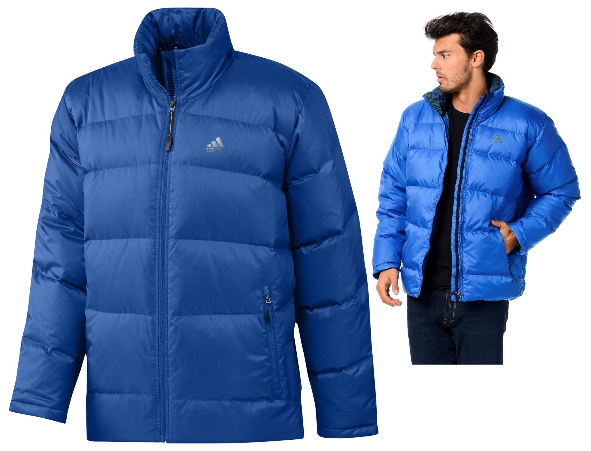08db12822700d Adidas Winter Down kurtka puchowa męska - 58 (XL) - 7024611747 ...
