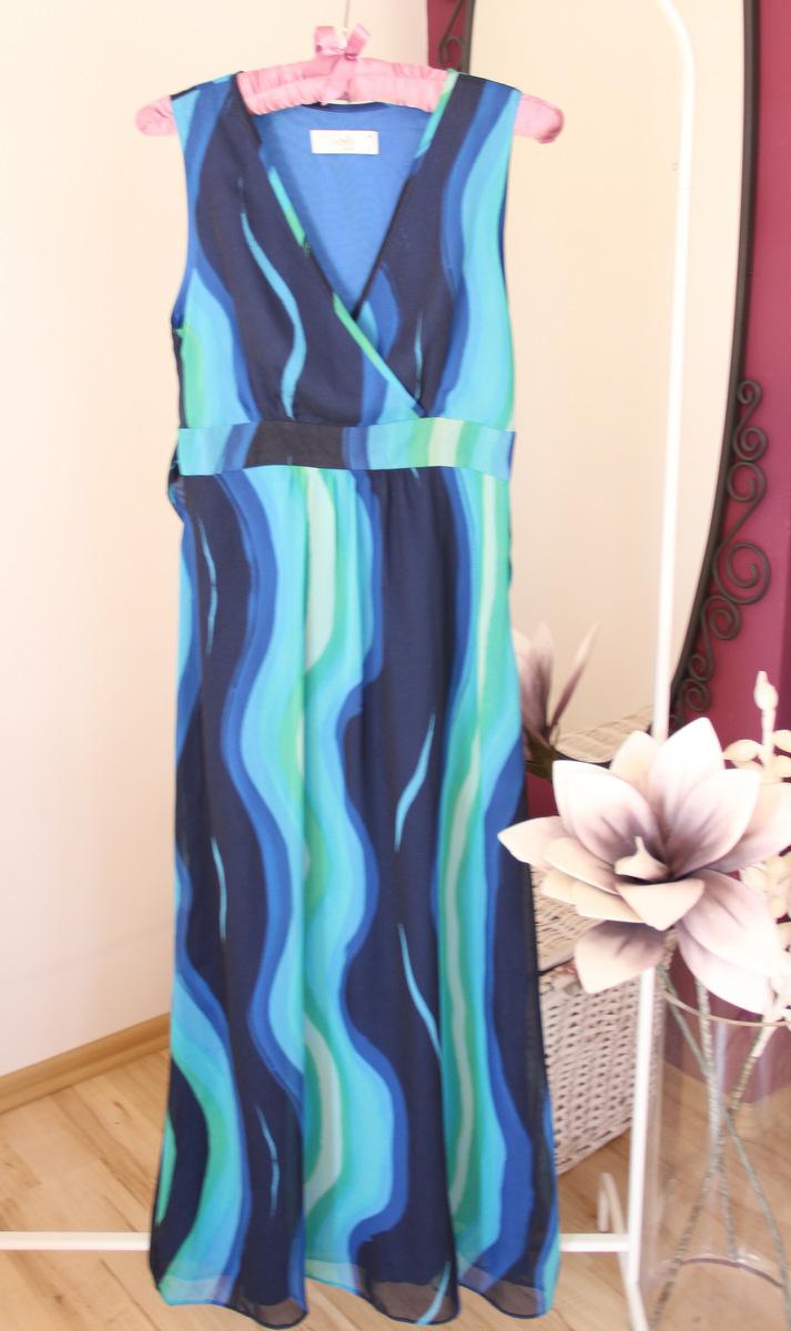 f49fdc1513 Wallis Sukienka na letnie wakacje 36 - 7336129073 - oficjalne archiwum  allegro