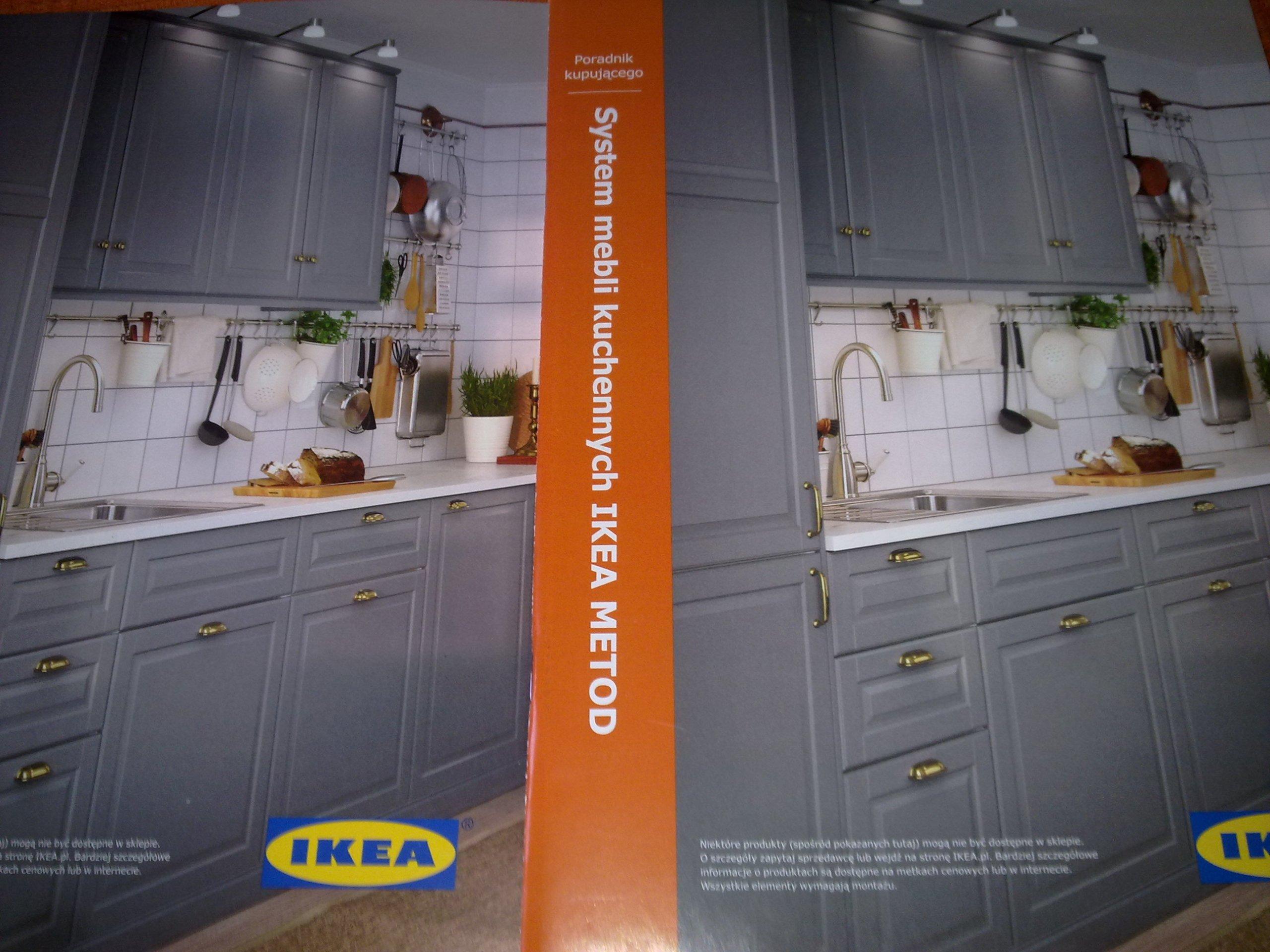 Katalog Ikea System Mebli Kuchennych Metod 2018 7255106928