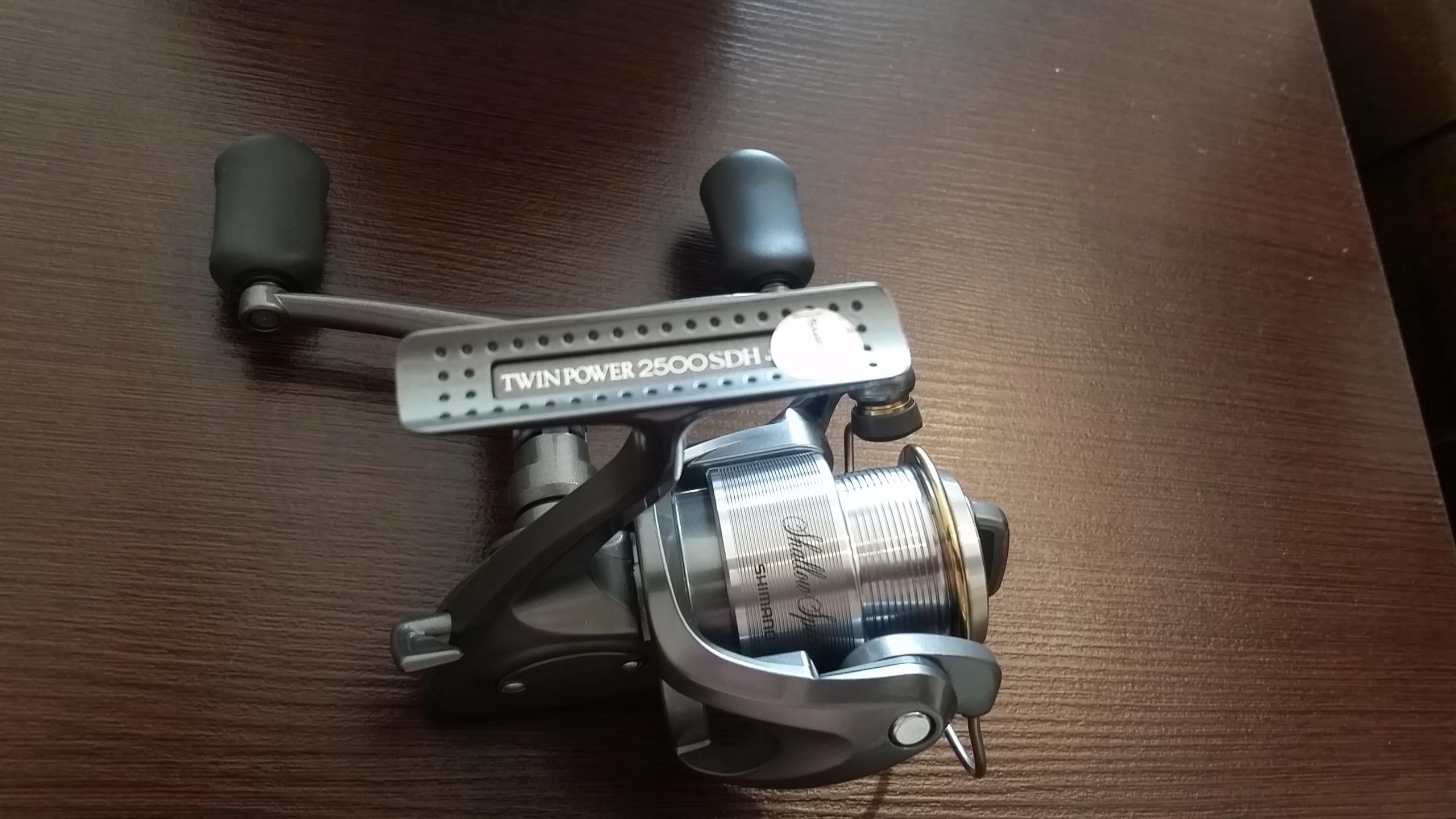 Shimano 98 twin power 2500sdh