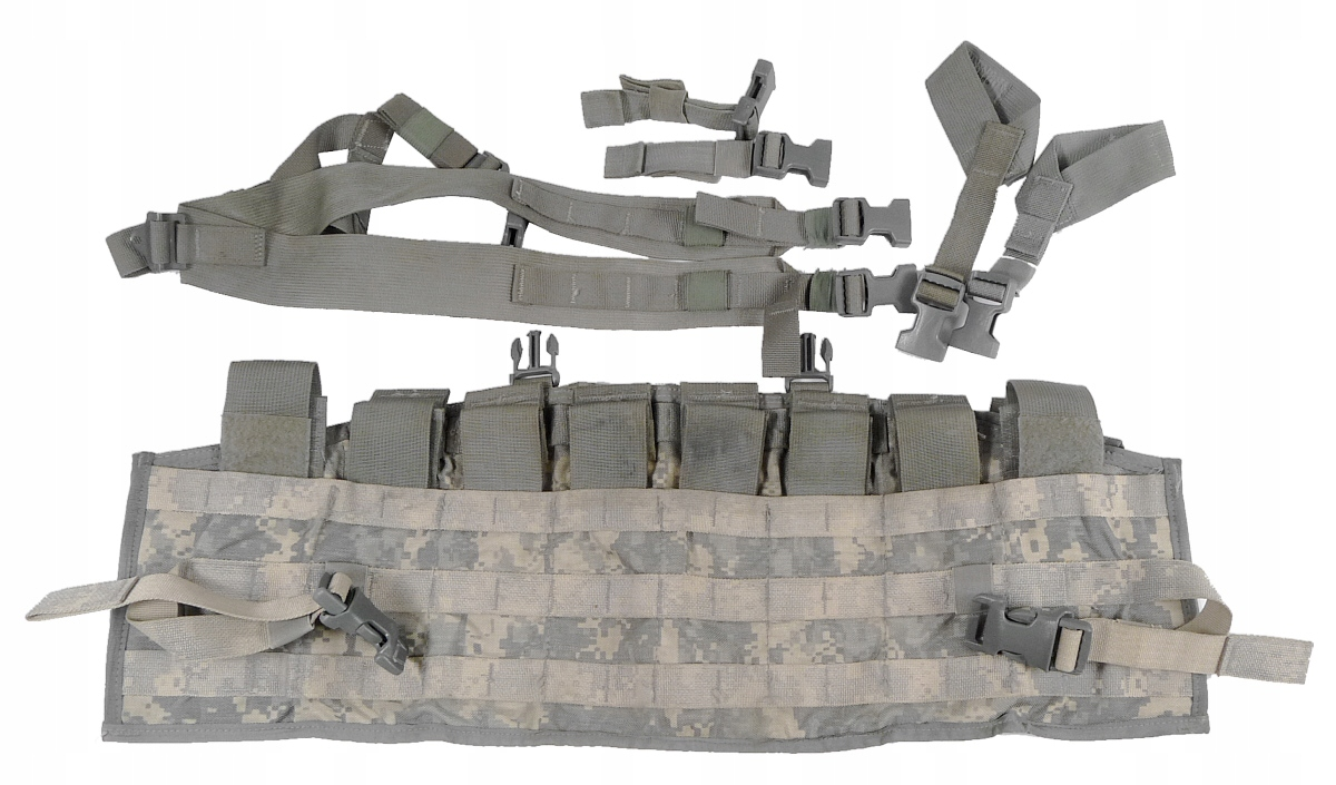UCP ACU TAP Tactica Assaul Panel BAE Chest Rig