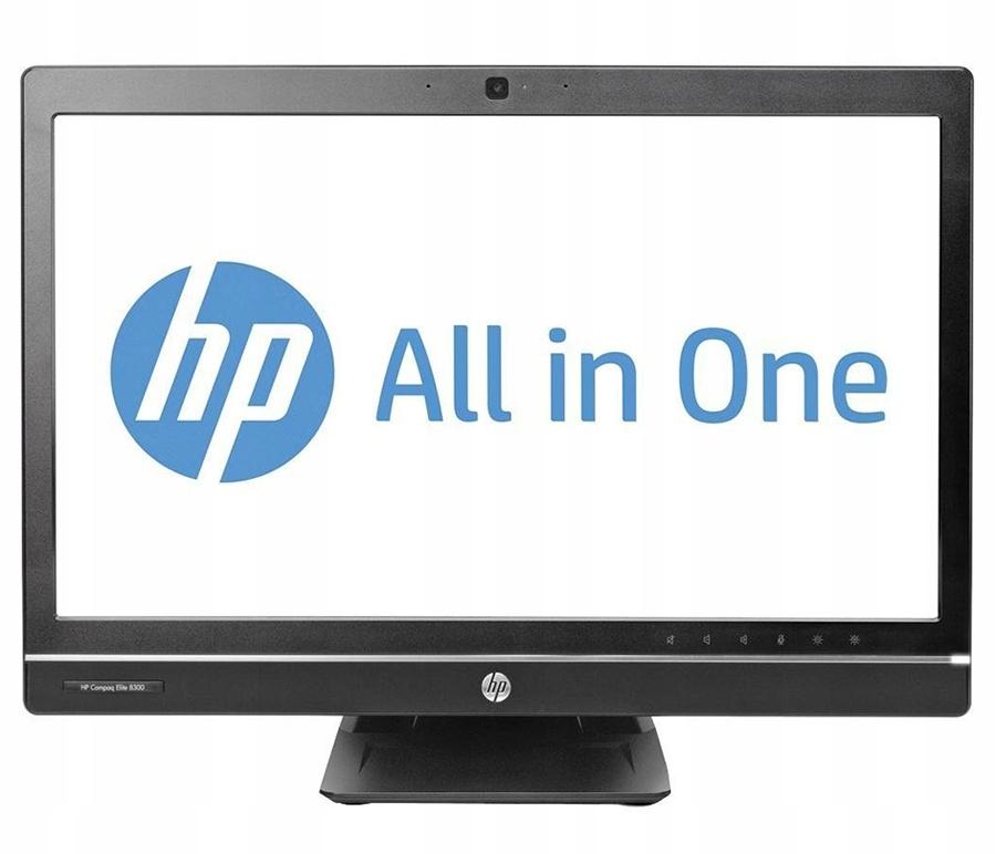 HP Compaq Elite 8300 All-In-One i7 8GB SSD240GB FV