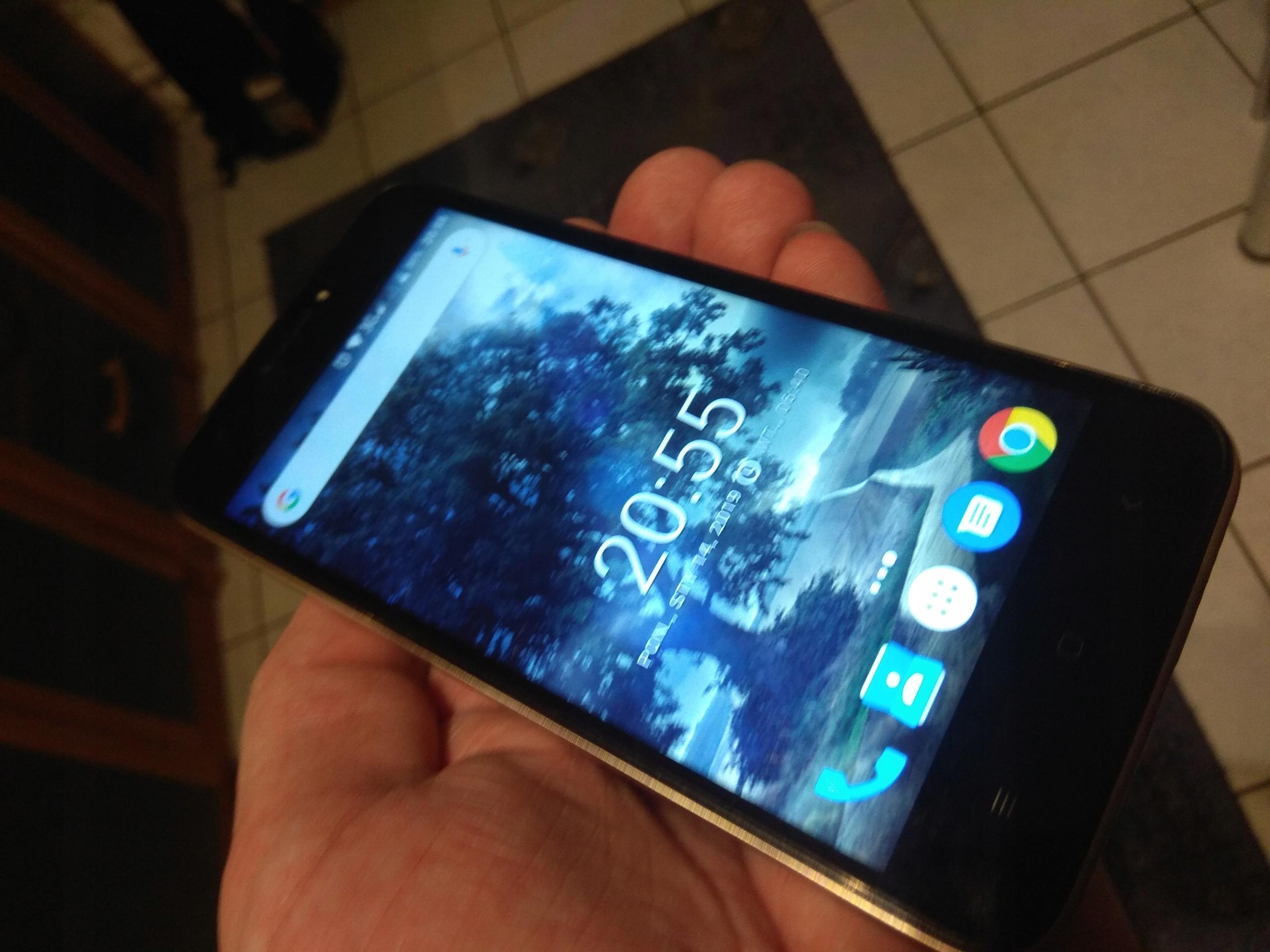 Ulefone S7 5,0 cali