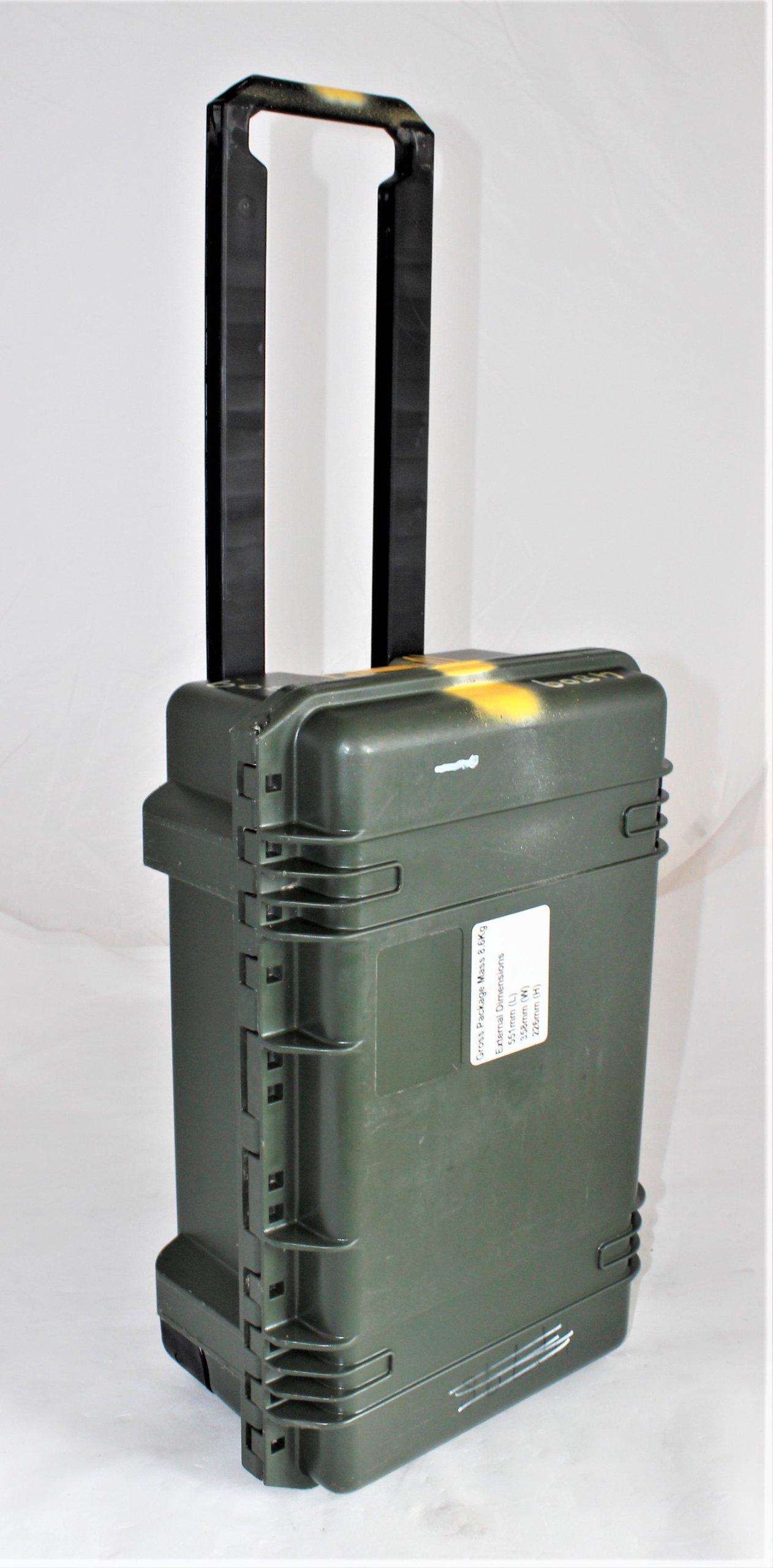 0209c834d7145 Walizka podręczna na bagaż PELI STORM CASE iM2500 - 7088124277 ...