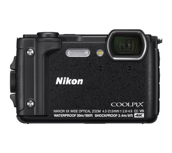 7587984c20e28 CZARNY Aparat cyfrowy Nikon Coolpix W300 + plecak - 7417338297 ...