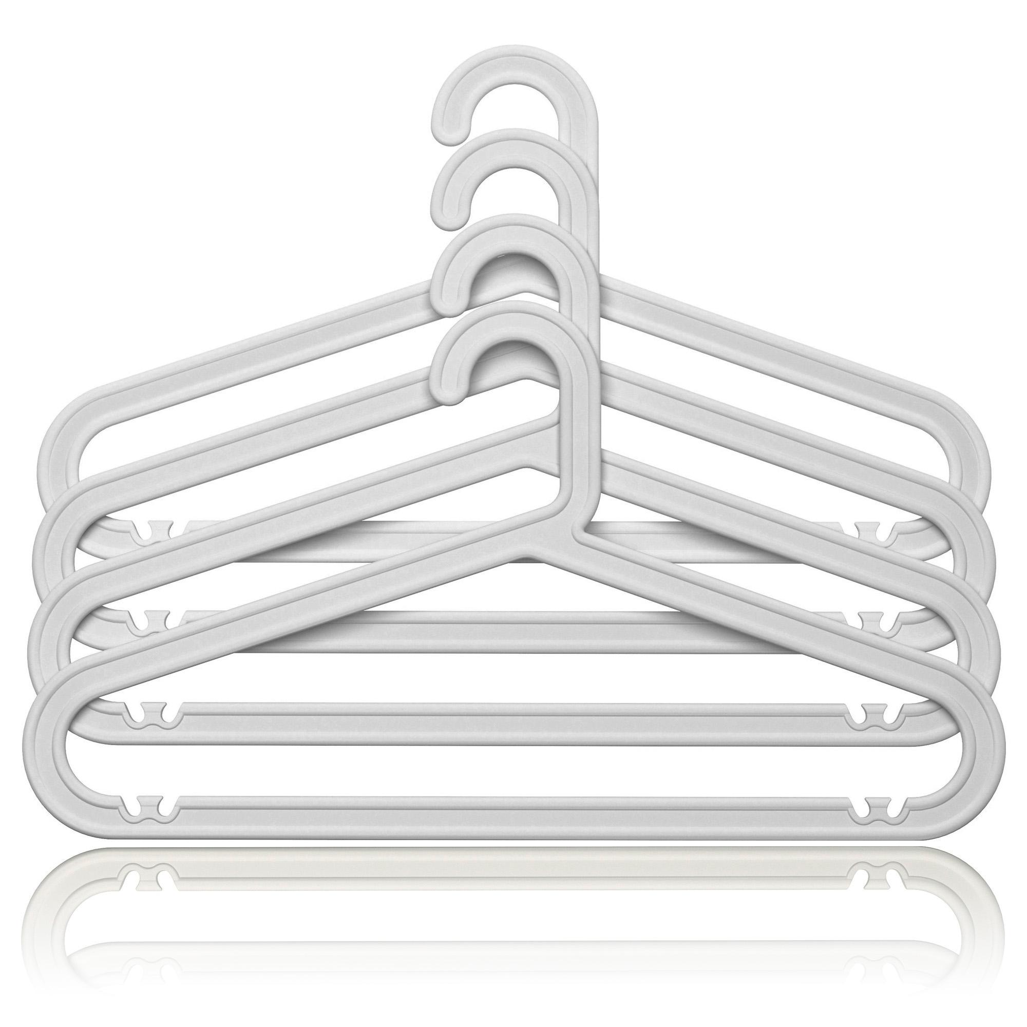 Ikea Bagis Wieszak Wieszaki Na Ubrania Biały 25szt