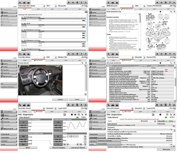 Poważne SKANER DIAGNOSTYCZNY WOW SNOOPER Bluetooth Polska - 7237936907 MS11