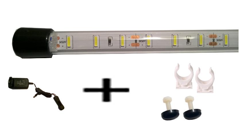 Oświetlenie Led Akwarium 30cm Dioda 7020 Samsung