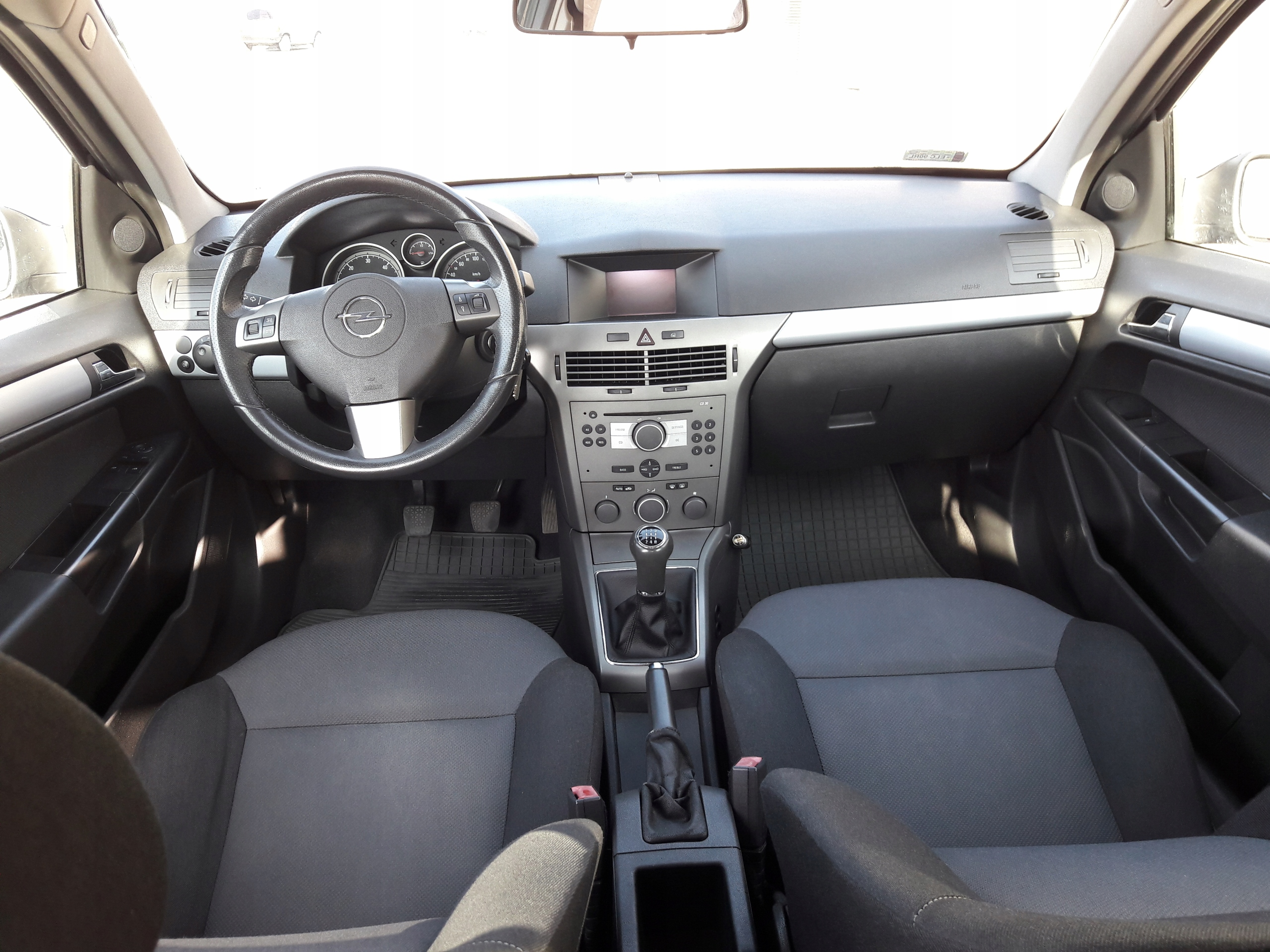 Opel Astra H Iii 2005 Automatyczna Klimatyzacja 7609597360