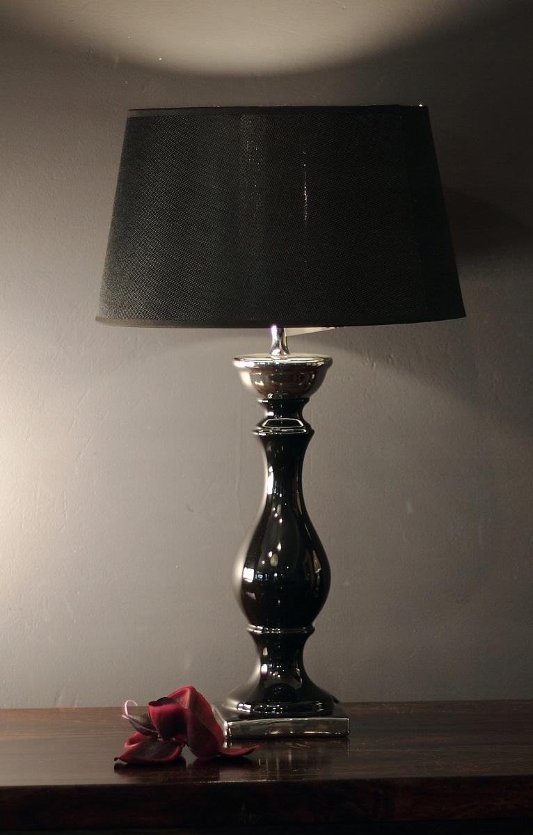Lampa Stołowa W Stylu Glamour 6763690449 Oficjalne Archiwum Allegro