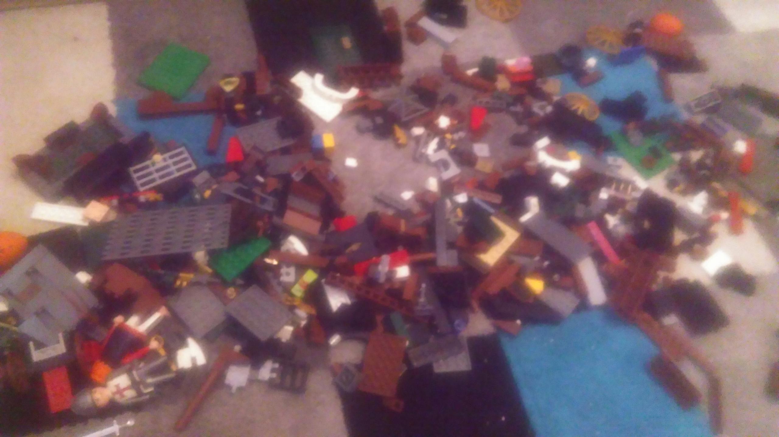 Lego Kingdoms!!! Idealne dla dzieci.