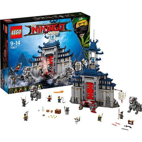 Lego Ninjago Movie 70617 świątynia Broni 6914890439 Oficjalne