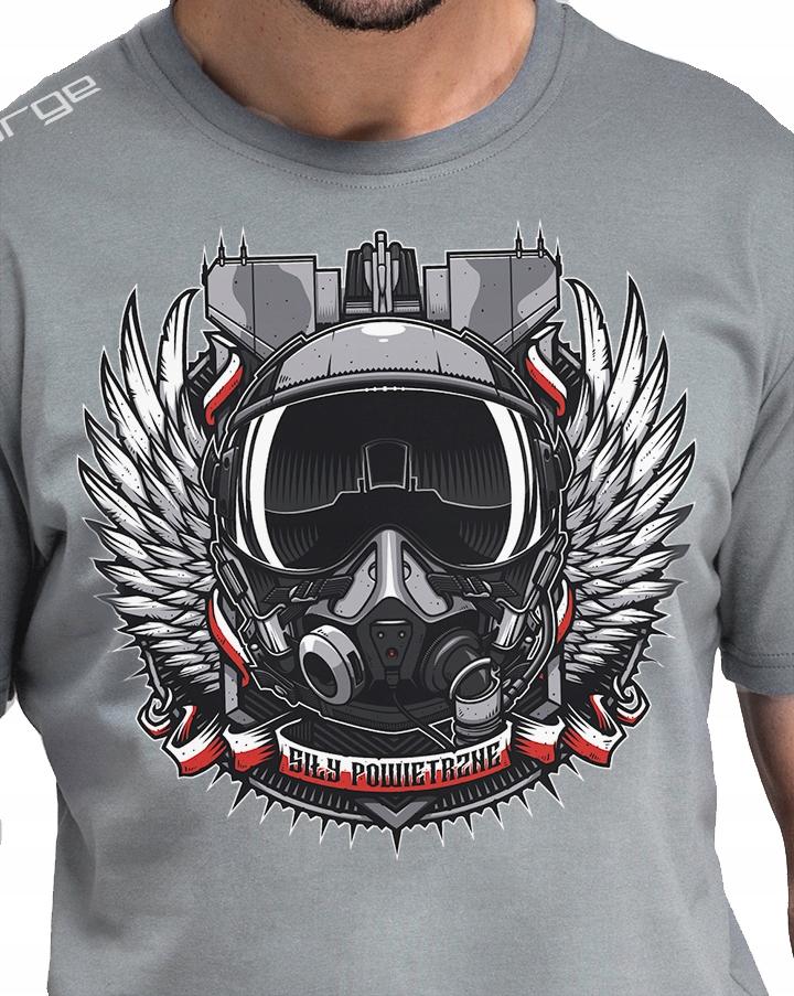 987ee73c3 Surge Polonia koszulka patriotyczna F-16 roz. M - 7713712600 ...