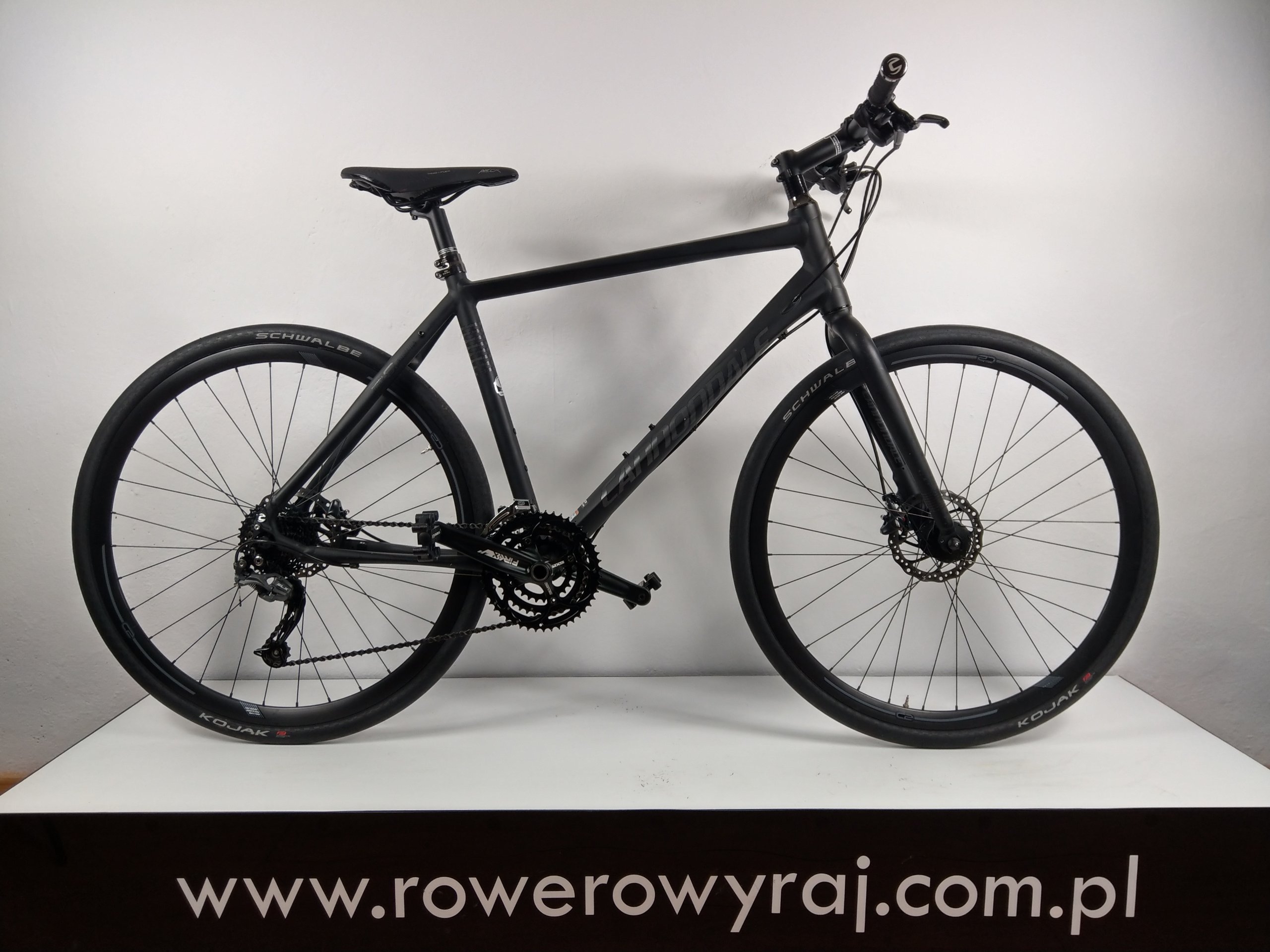 ROWER CANNONDALE BAD BOY DEORE SLX HYDRAULIKA