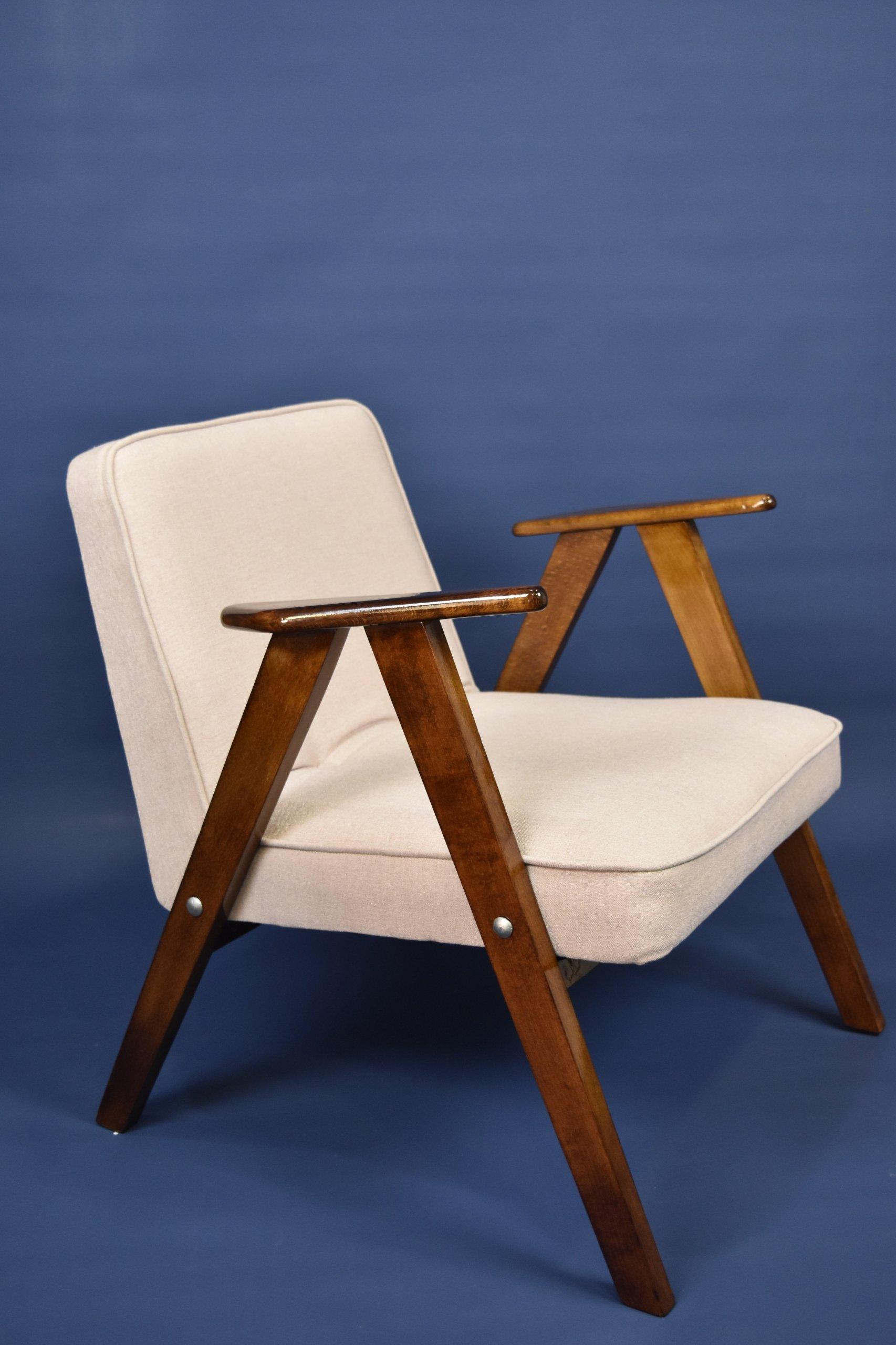 Fotel 364 Polska Prl Lata 60 Chierowski Brat 366