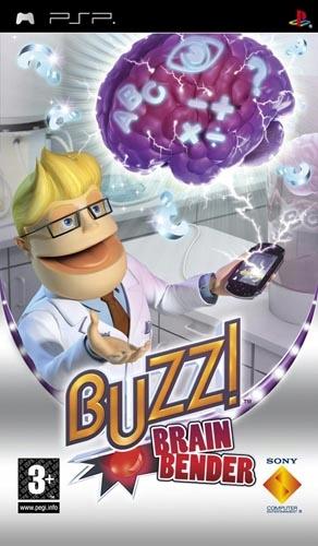 Buzz Brain Bender PL - PSP Używana