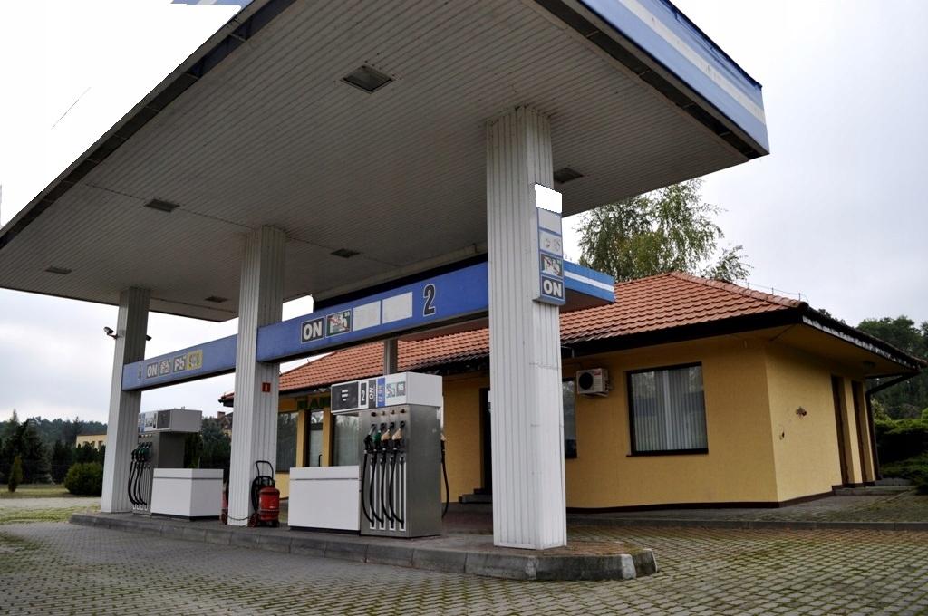 Stacja paliw_zbiorniki dwupłaszczowe 4x50m3