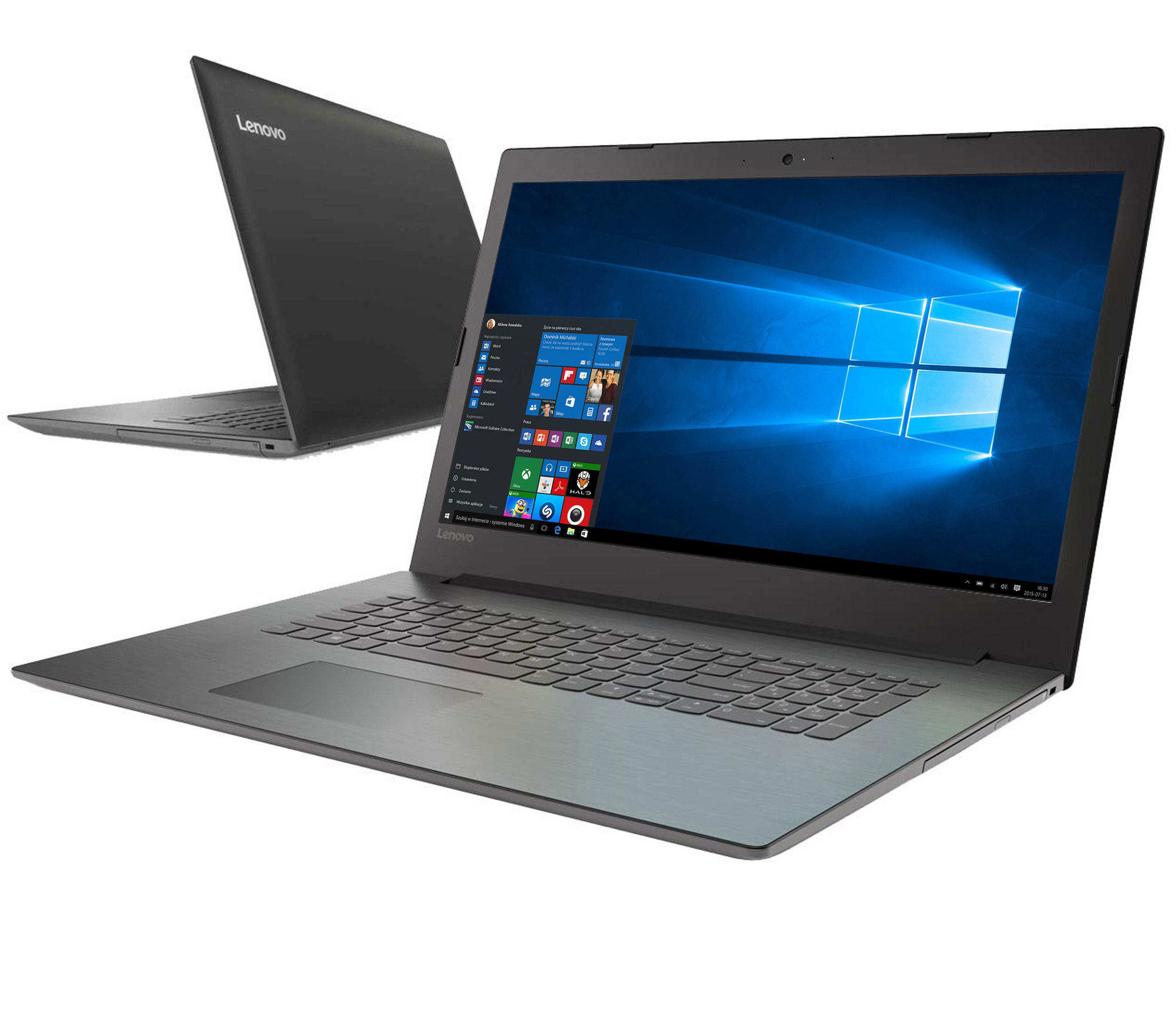 OUTLET Lenovo Ideapad 320 17 2x2 9Ghz 8 256SSD Win