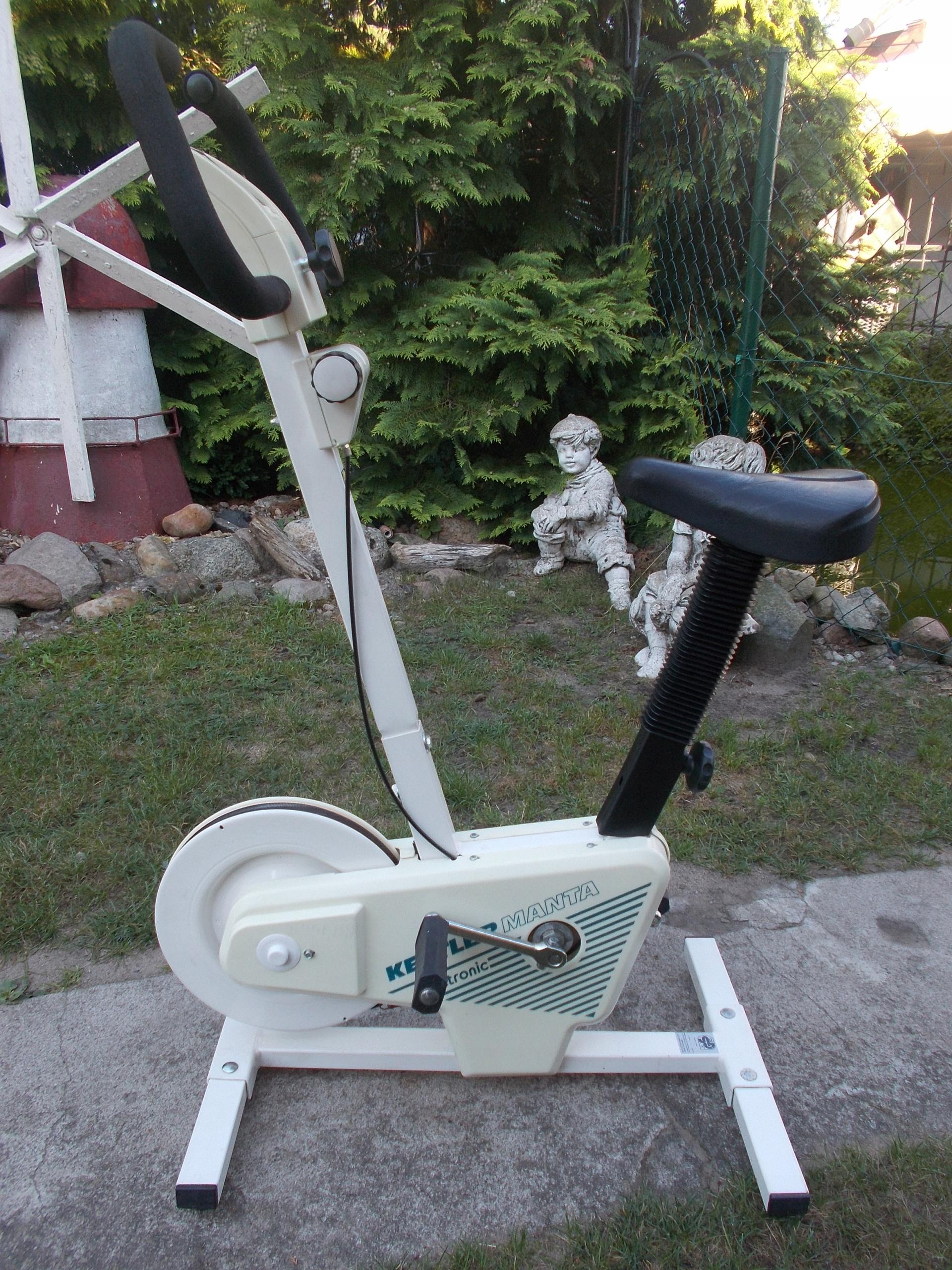 50681526985d Rower stacjonarny KETTLER treningowy