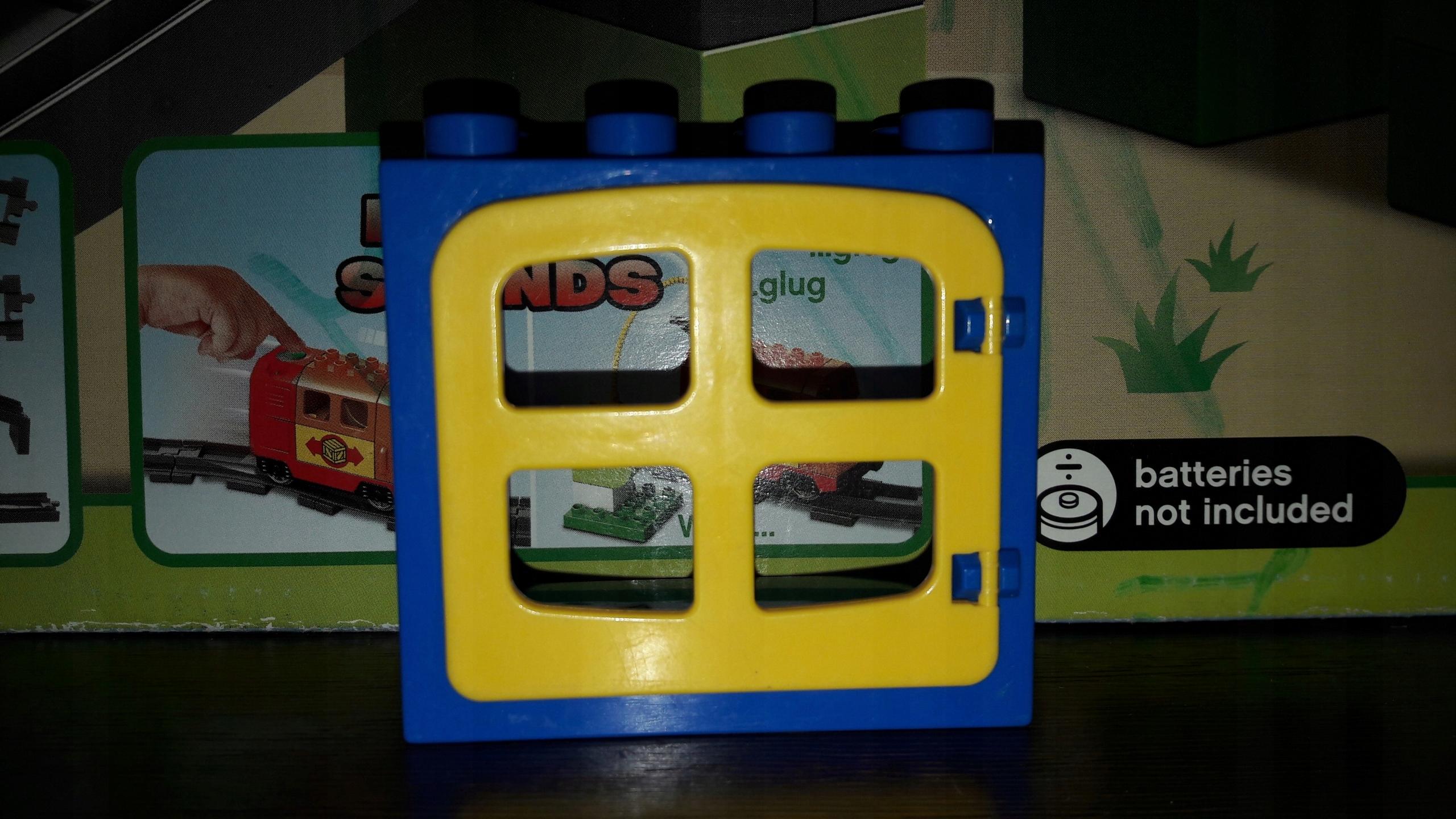 Klocki Lego Duplo Farma Dom Okno 7592282841 Oficjalne Archiwum