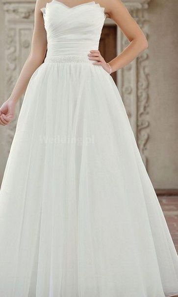 7d6feb01e2 Suknia ślubna Igar Sue rozm. 38 40 Ivory - 7202933793 - oficjalne ...