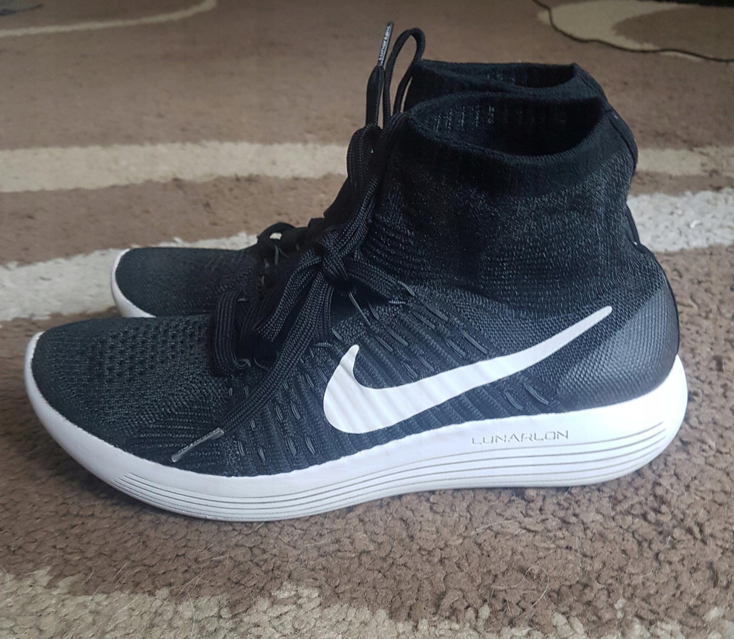 zamówienie online sklep z wyprzedażami przedstawianie Buty Nike Lunarlon r.39