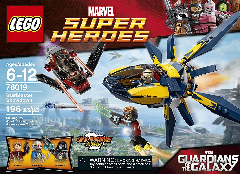 Lego Marvel Super Heroes 76019 Bez Figurek