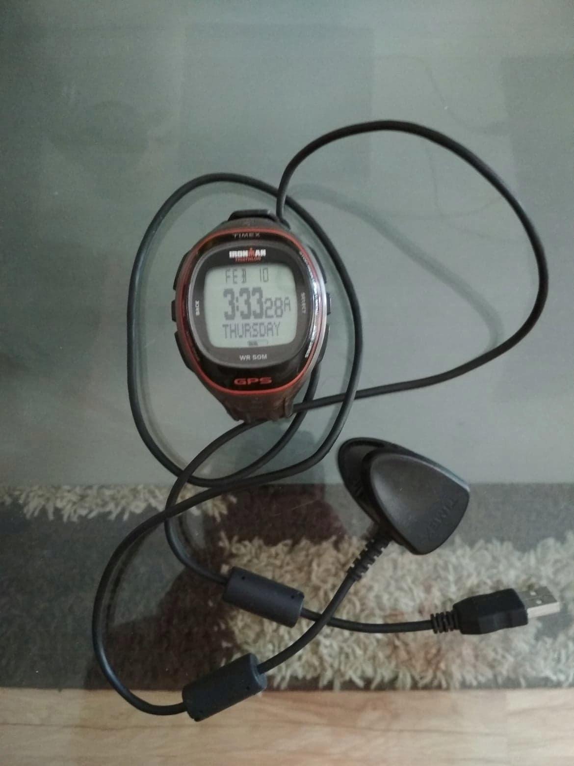 Timex Ironman Run Trainer GPS