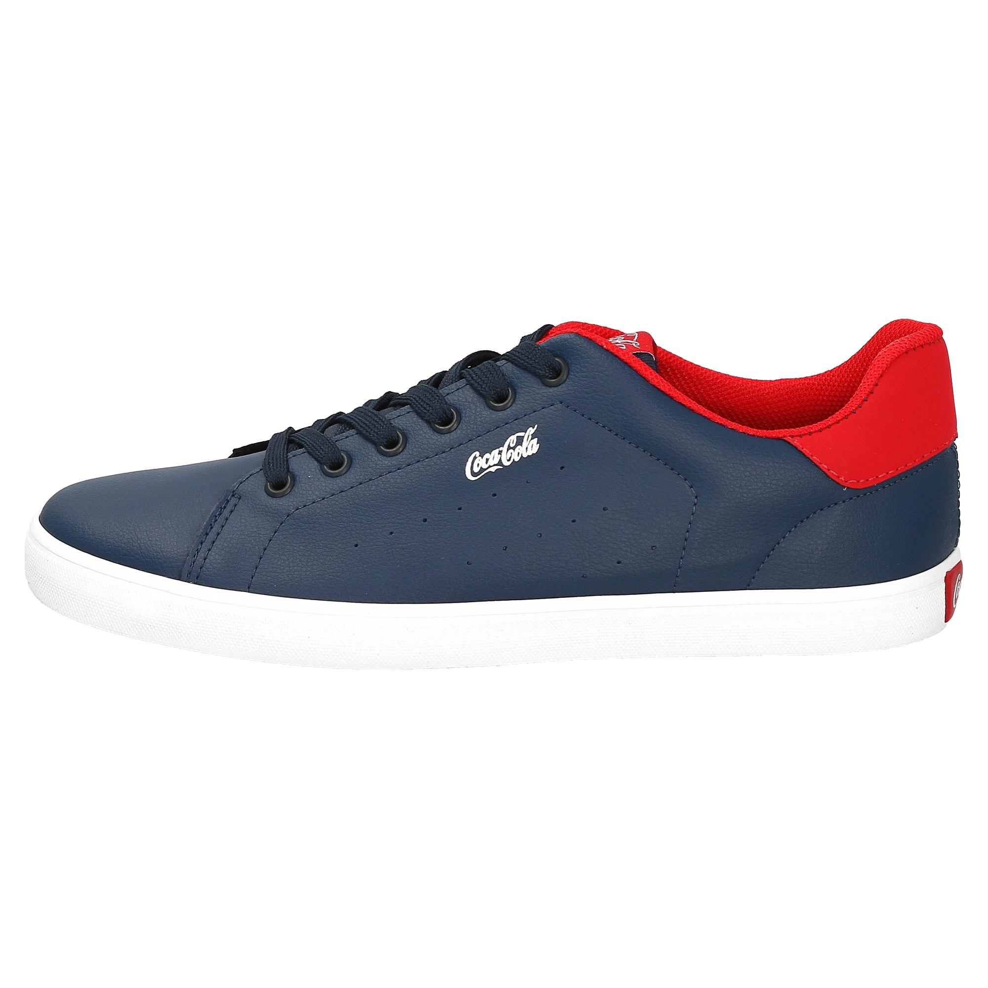 8bca6550 Trampki buty sportowe męskie Coca-Cola LAKED r 45 - 7572358756 ...