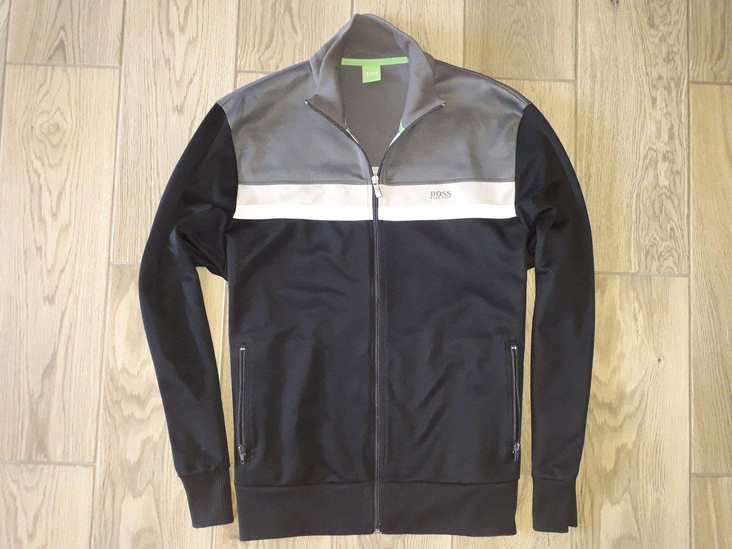 424f5a774785a HUGO BOSS GREEN bluza dresowa JAK NOWA roz. XXL - 7366795674 ...