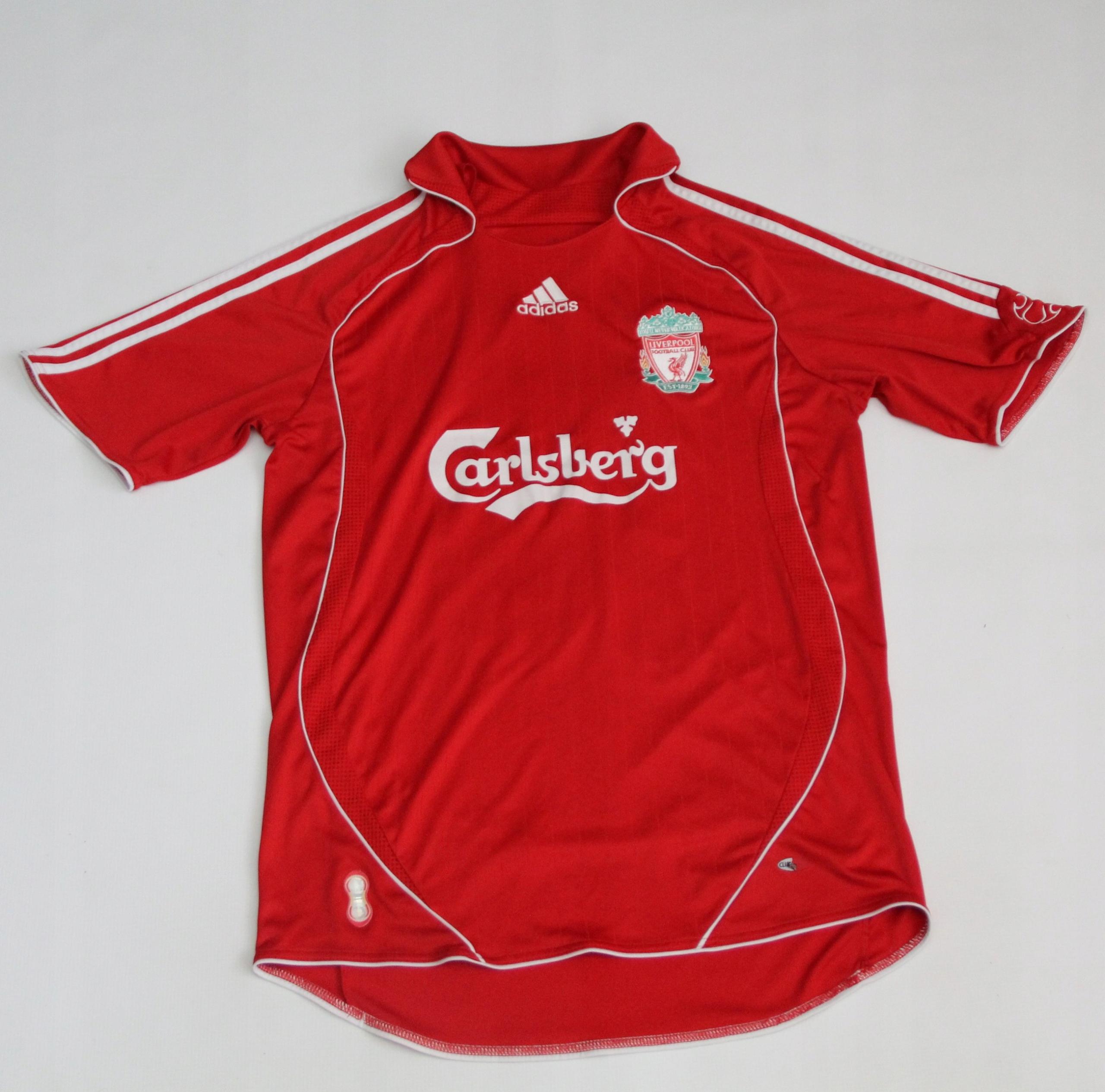0921bb30c Koszulka Adidas Liverpool 18-SAUCER - 7705370902 - oficjalne ...
