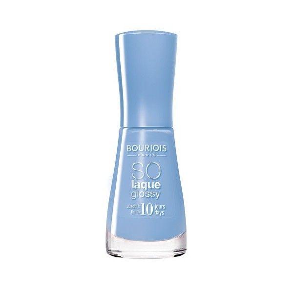 Bourjois lakier do paznokci 06 Adora Bleu