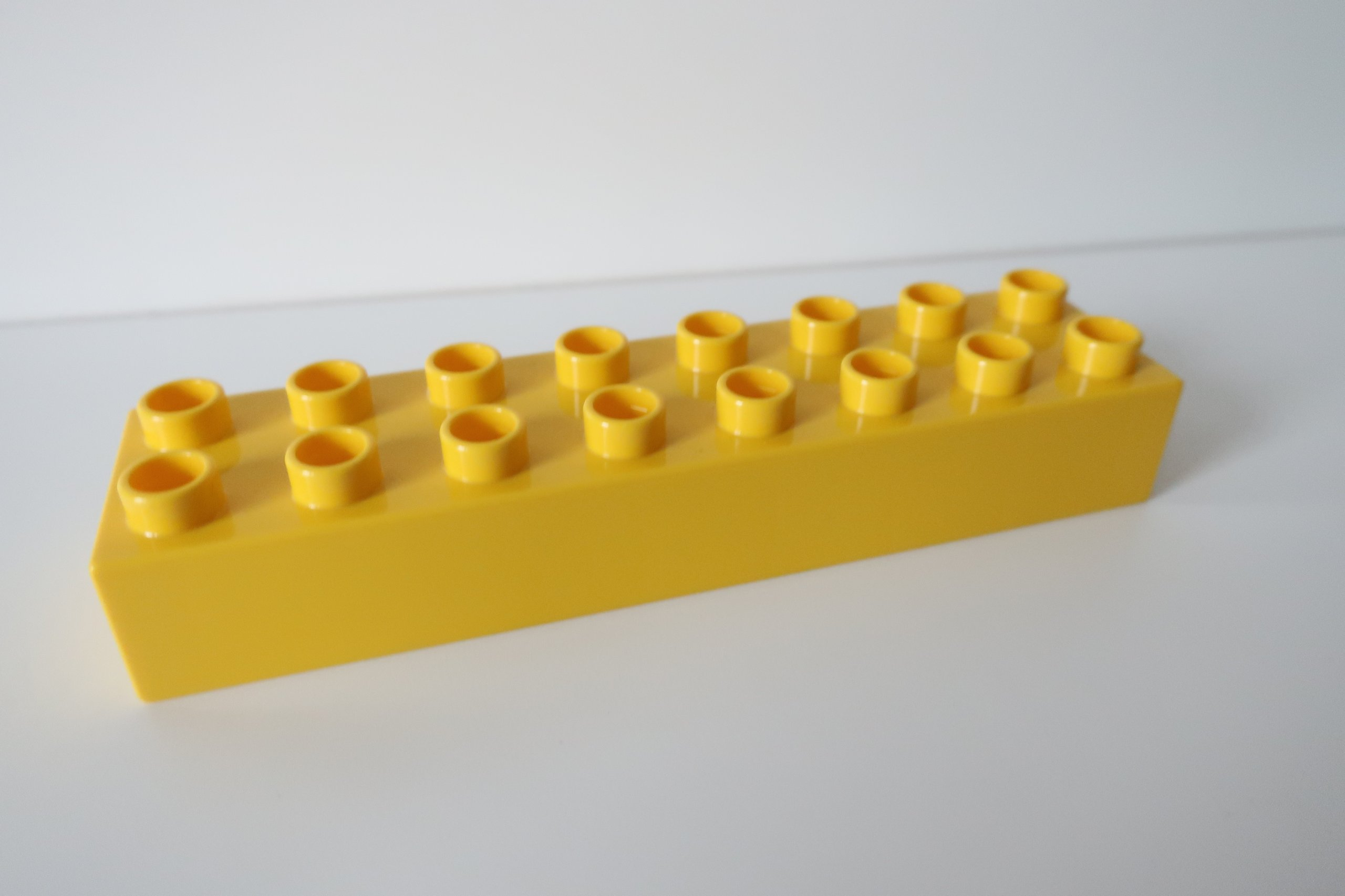 Kt Lego Duplo Długi Klocek 2x8 Pinów 7088945162 Oficjalne