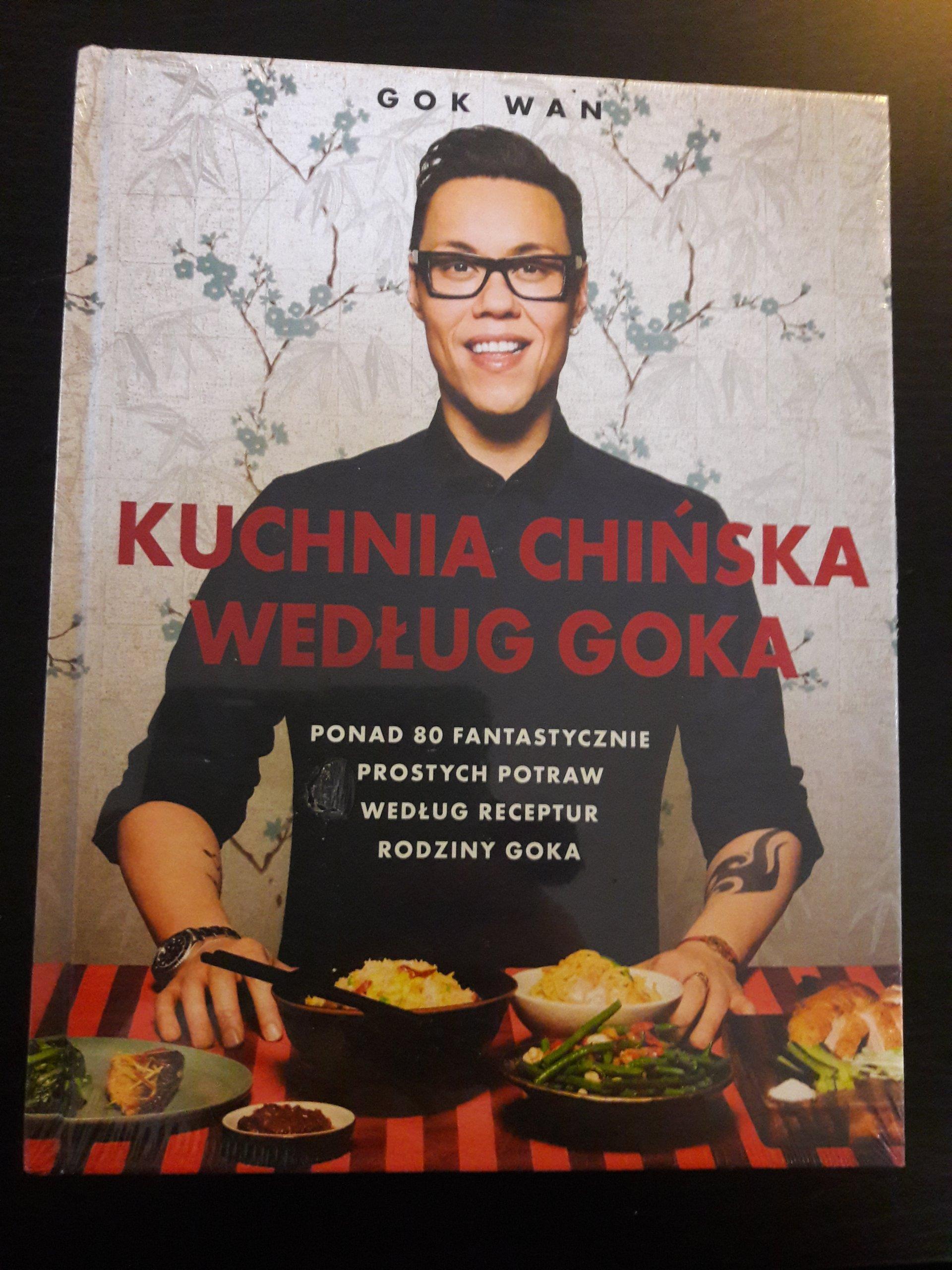 Kuchnia Chinska Wedlug Goka Nowafolia 6947346400