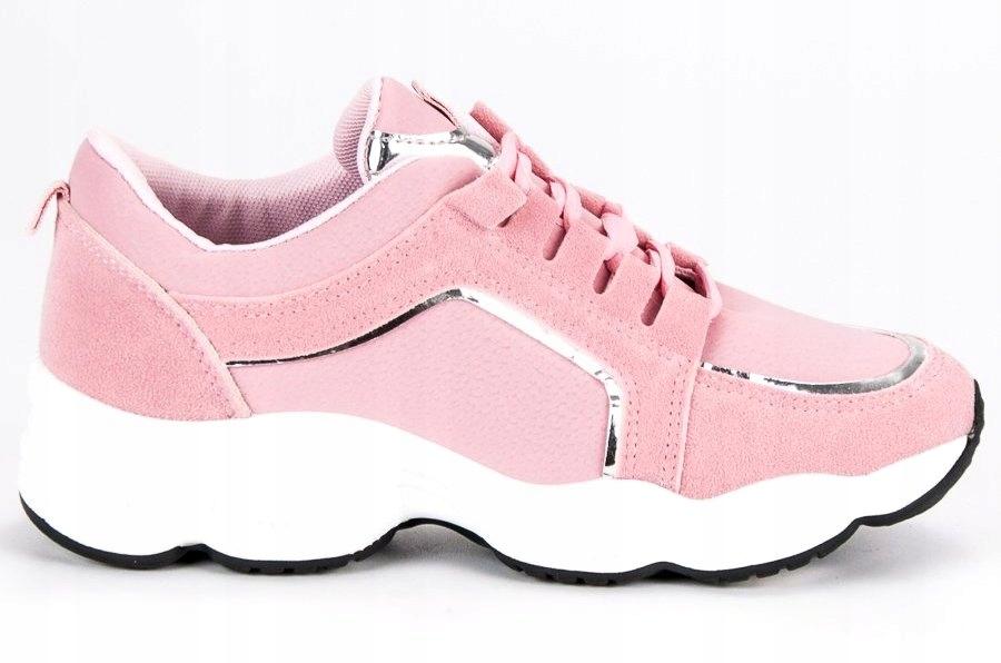 Zamszowe buty sportowe vices r.37 7550435645 oficjalne