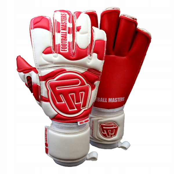 3aeac2a4d0998 FM ARMY WHITE RED CONTACT GRIP RF JUNIOR r. 4 - 7700537421 ...