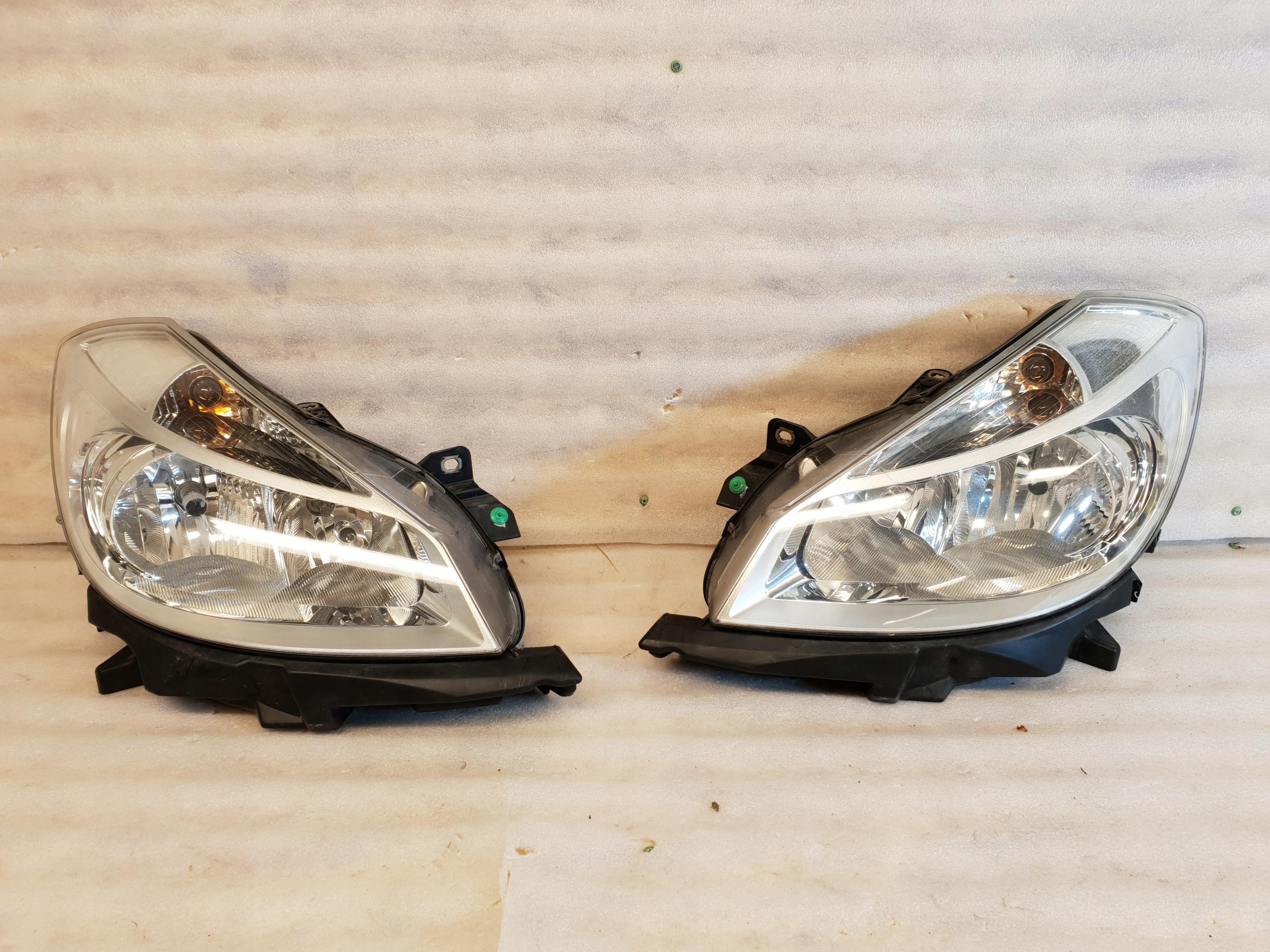 Lampy Renault Clio Iii Eu Demontaż 7548419139 Oficjalne
