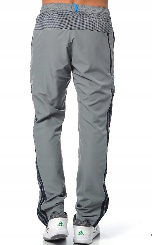 75a2d04c9 Adidas CLTR Męskie Spodnie Dresowe ClimaCool Tu M - 7692462576 ...