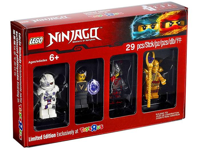 Lego Ninjago 5004938 Limitowane Minifigurki Sklep 7087390211