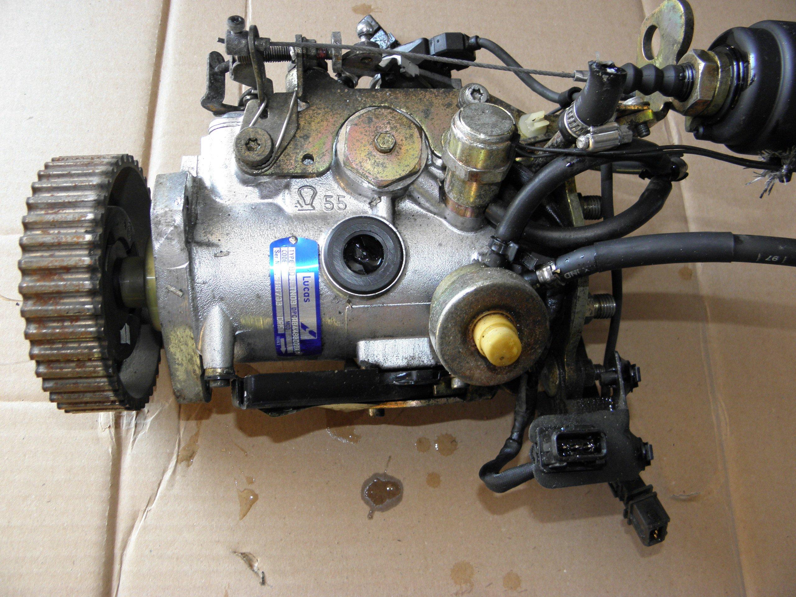 W Ultra pompa wtryskowa lucas w kategorii Części samochodowe w Oficjalnym VP76
