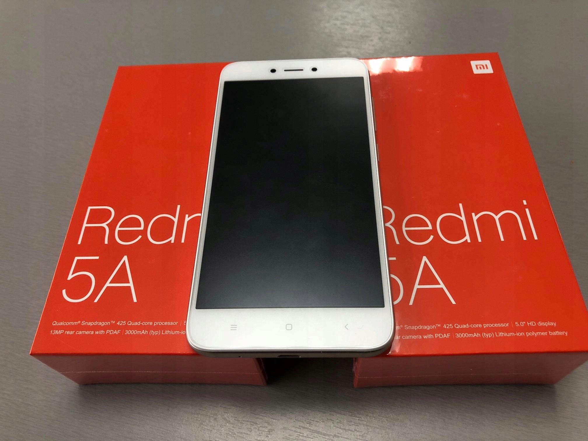 Xiaomi Redmi 5A 2GB 16GB Gold Dual Sim złoty